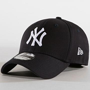 New Era - Casquette Baseball 39 Thirty League Basic New York Yankees 10145636 Bleu Marine Blanc