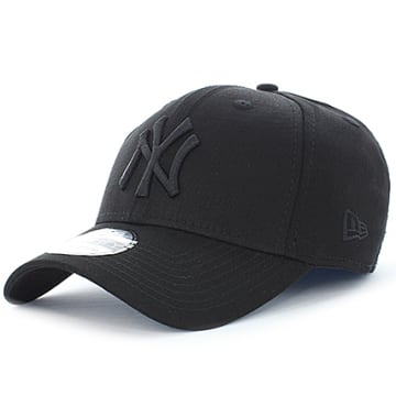 Casquette Baseball 39 Thirty League Basic New York Yankees Noir Noir