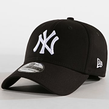 Casquette Baseball 39 Thirty League Basic New York Yankees Noir Blanc