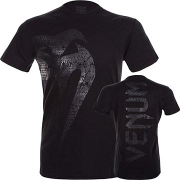 Venum - Tee Shirt Giant Matte Noir