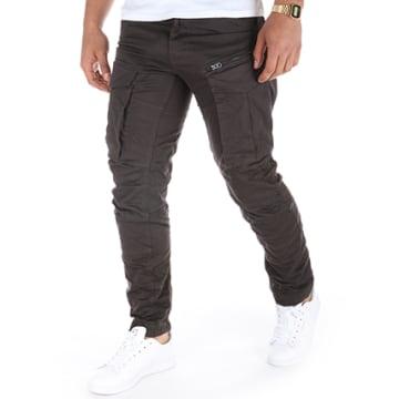 G-Star - Pantalon Cargo Rovic Zip 3D Noir