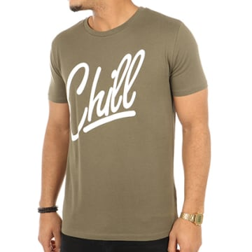 Luxury Lovers - Tee Shirt Chill Kaki