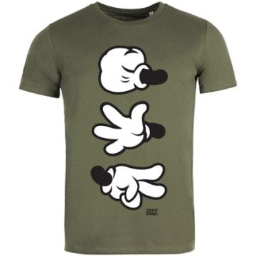 Thug N Swag - Tee Shirt Game Kaki