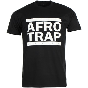 MHD - Tee Shirt Afro Trap Noir