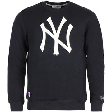 Sweat Crewneck New York Yankees Bleu Marine