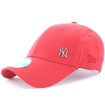 New Era - Casquette Baseball 9Forty MLB Flawless Logo New York Yankees Rouge