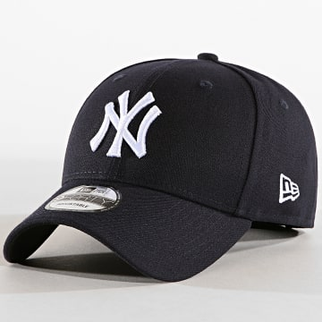 New Era - Casquette Baseball The League New York Yankees Bleu Marine