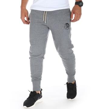 Pantalon Jogging Peter Gris Chiné