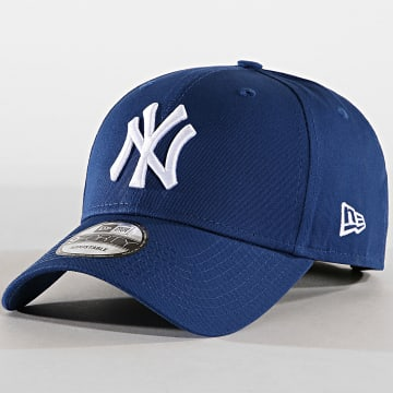 New Era - Casquette Baseball 940 League Basic New York Yankees Bleu Roi