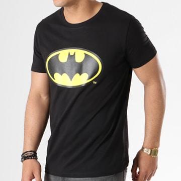 Tee Shirt Batman Classic Logo Noir