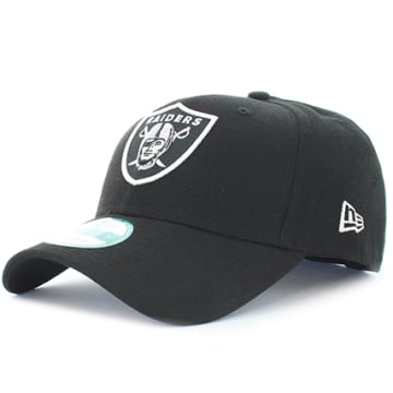 New Era - Casquette Baseball 9Forty The League Oakland Raiders Noir