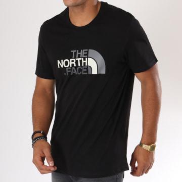 The North Face - Tee Shirt Easy Noir