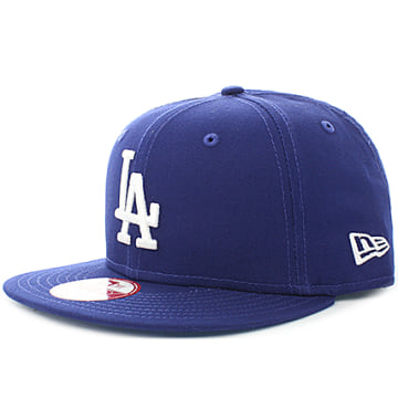 New Era - Casquette Snapback MLB Los Angeles Dodgers 9Fifty Bleu Marine