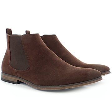 Chelsea Boots GH3026 Brown