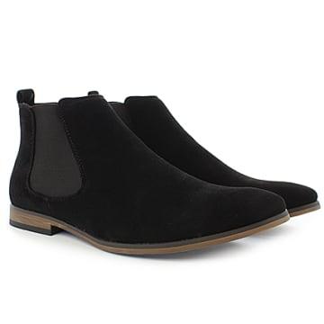 Chelsea Boots GH3026 Noir