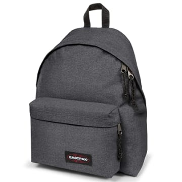 Eastpak - Sac A Dos Padded Pak'r Black Denim
