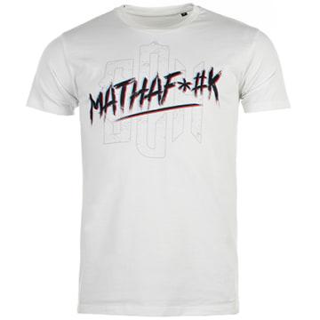 Tee Shirt Mathafack Blanc
