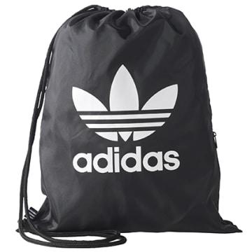 Gym Bag Trefoil BK6726 Noir