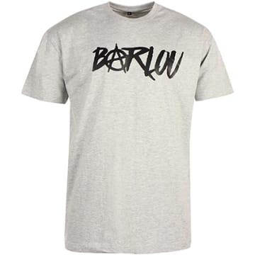 Neochrome - Tee Shirt Barlou Gris Chiné