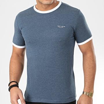 Teddy Smith - Tee Shirt The Bleu Marine