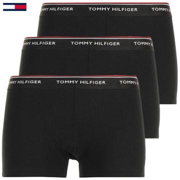 Tommy Hilfiger - Lot De 3 Boxers Premium Essentials Noir