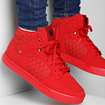 Baskets CMS13 Jailor Red