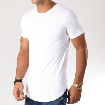Tee Shirt Oversize 90 Blanc