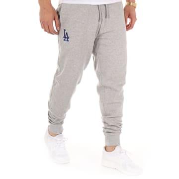 Pantalon Jogging MLB Nos Track Los Angeles Dodgers Gris Chiné