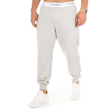 Calvin Klein - Pantalon Jogging NM1356E Gris Chiné