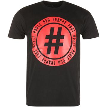 Jarod - Tee Shirt New Logo PPFF Rouge