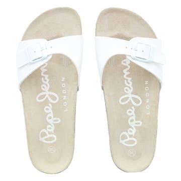 Sandales Femme Oban PLS90024 White
