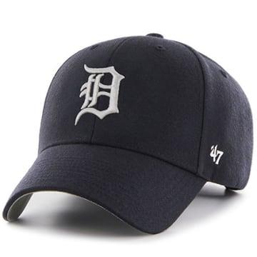 '47 Brand - Casquette 47 MVP Detroit Tigers Bleu Marine
