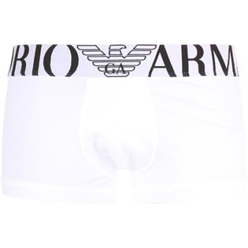 Emporio Armani - Boxer 111389-CC716 Blanc