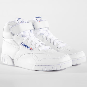 Reebok - Baskets Classic Ex-O-Fit Hi 3477 White