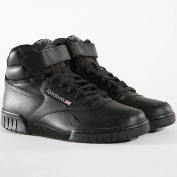 Reebok - Baskets Classic Ex-O-Fit Hi 3478 Black