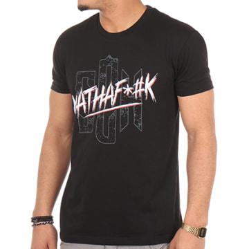 Tee Shirt Mathafack Noir
