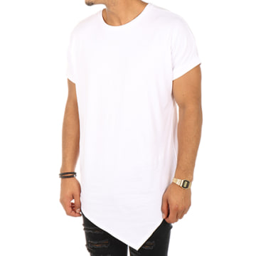 Urban Classics - Tee Shirt Oversize TB1227 Blanc