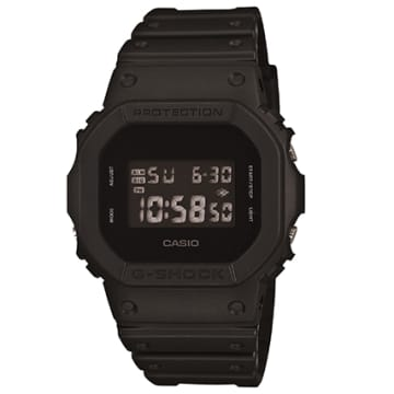 Casio - Montre G-Shock DW-5600BB-1ER Noir
