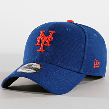 New Era - Casquette The League MLB New York Mets 9 Forty Bleu Roi