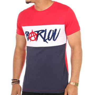 Seth Gueko - Tee Shirt Barlou Tricolore