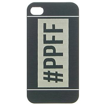 Jarod - Coque Téléphone Iphone 4-4S PPFF Noir