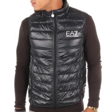 EA7 - Doudoune Sans Manches 8NPQ01-PN29Z Noir