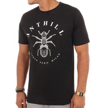 Tee Shirt Logo Noir