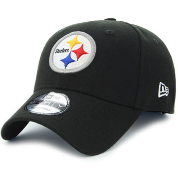 Casquette 9Forty The League Pittsburgh Steelers Noir