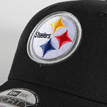 New Era - Casquette 9Forty The League Pittsburgh Steelers Noir