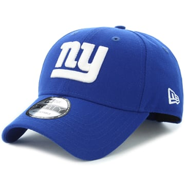 Casquette 9Forty The League New York Giants Bleu Roi