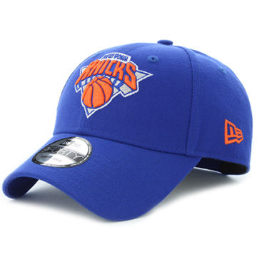 Casquette 9Forty The League New York Knicks Bleu Roi