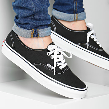 Vans - Baskets Authentic EE3BLK Black