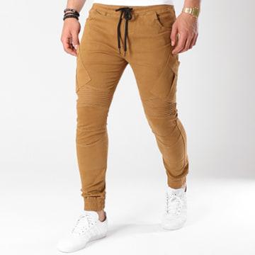 Jogger Pant P6085 Camel