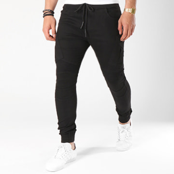 Jogger Pant P6085 Noir